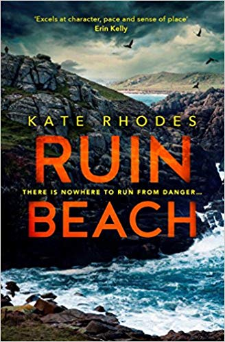 Crime from Cambridge: Kate Rhodes & Pippa Macallister