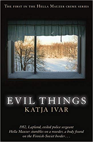 Evil Things by Katja Ivar