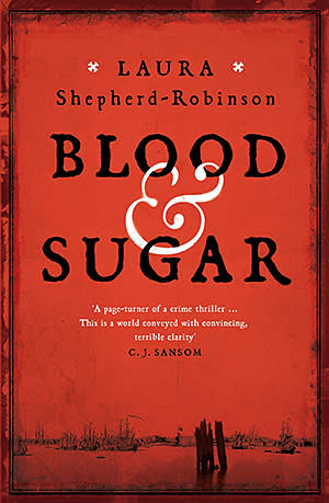 Blood and Sugar by Laura Shepherd-Robinson & We Can See You by Simon Kernick