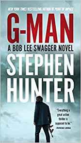 G-Man by Stephen Hunter