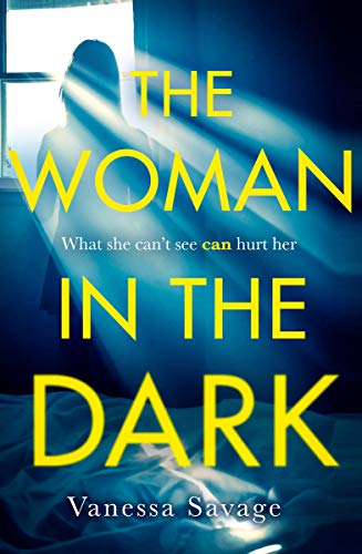 The Woman in the Dark: Vanessa Savage talks to Crime Time