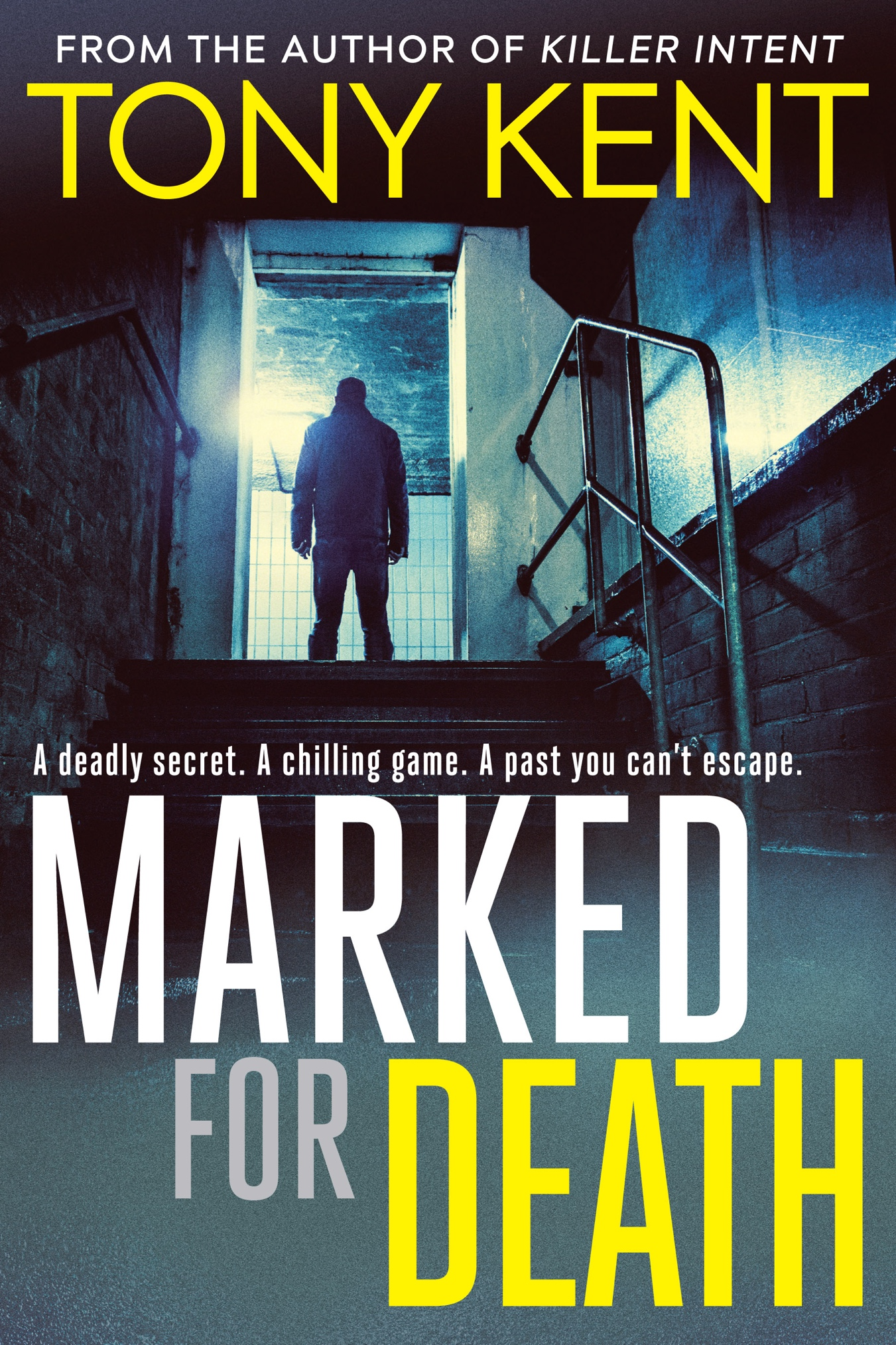 878a0671f Marked for Death  Tony Kent talks to Crime Time. 7th February 2019