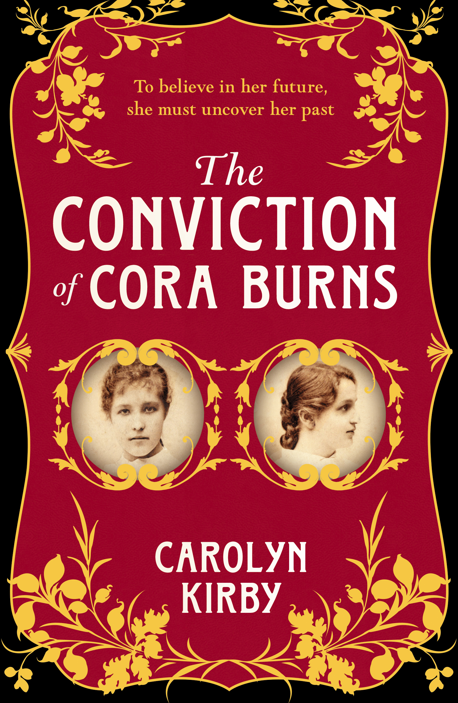 db333c079b4 The Conviction of Cora Burns by Carolyn Kirby - Crime Time