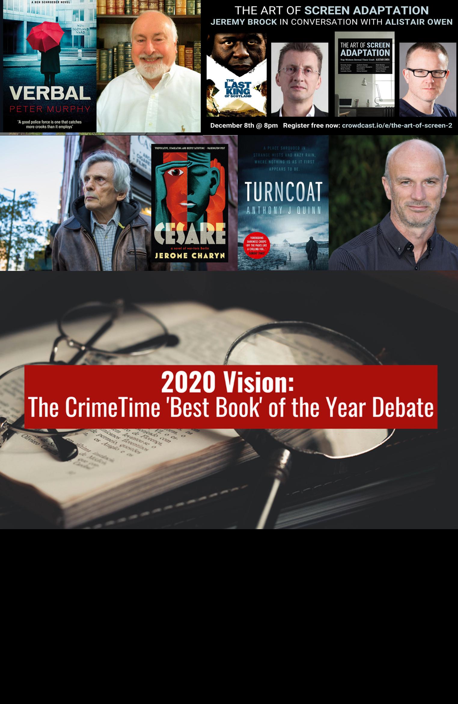 Contributor Listing Crime Time